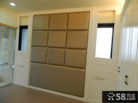 日式室内三居室样板间图片