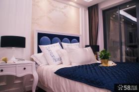 家居欧式风格卧室装潢效果图