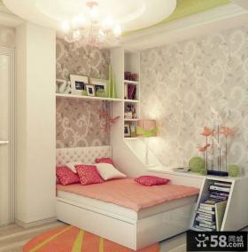 30平米女生卧室装修设计效果图