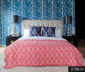 小卧室壁纸装饰效果图