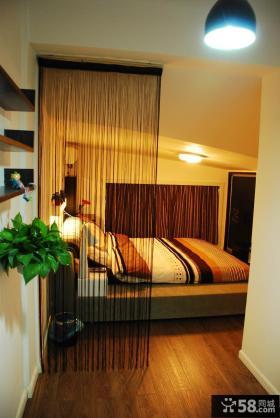 10平米小卧室混搭装修案例