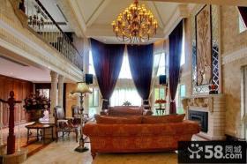 美式新古典风格私人别墅装修效果图大全