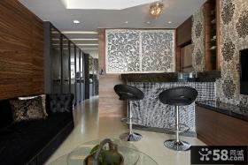 现代风格三室两厅装修设计图片欣赏大全