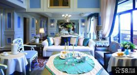 二层别墅客厅装修图片