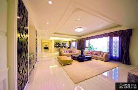 欧式风格别墅室内装饰设计效果图