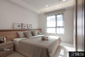 卧室装修简约风格效果图