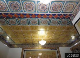 客厅吊顶设计 图