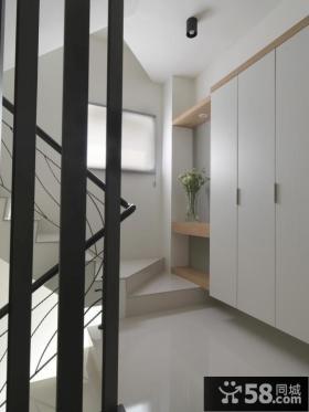 简约风格楼梯间设计图
