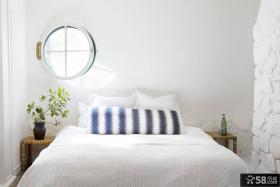 简约风格三室两厅卧室装修大全2014图片