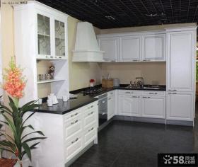 欧式风格整体厨柜图片