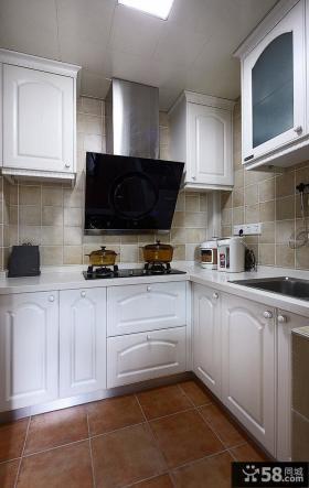 简约风格设计厨房