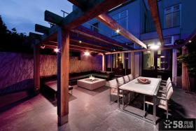 阳台餐厅装修效果图大全2013图片