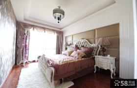 2013优质欧式主卧室吊顶装修效果图片