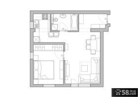 一居室小户型设计图片