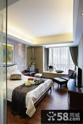 现代风格114平米三室两厅装修图片欣赏