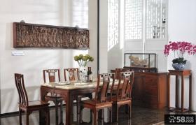 家庭餐厅复式装修图片