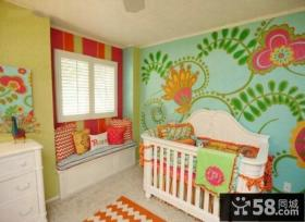 混搭设计室内儿童房图片大全