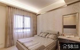 简欧现代风格卧室设计