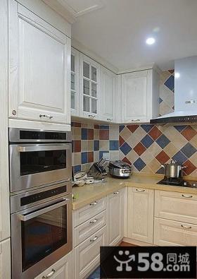 家居厨房橱柜图