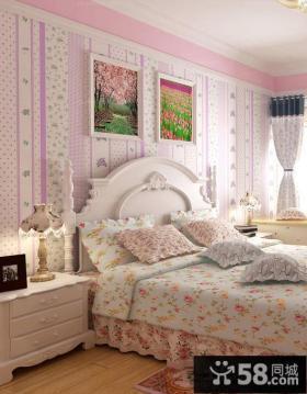 田园卧室设计图片
