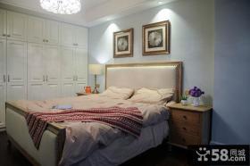 美式田园装饰卧室