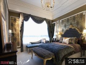 古典欧式卧室装修效果图大全