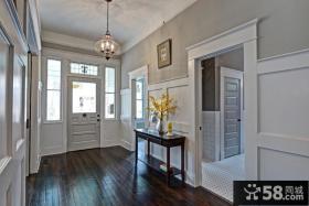 现代简约小户型两室两厅装修效果图