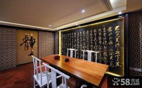 中式别墅设计效果图大全