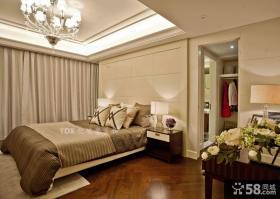 现代风格三室两厅卧室装修效果图