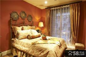 复古欧式卧室设计