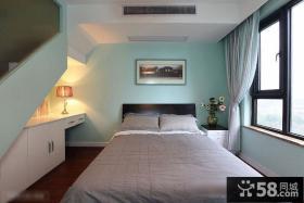 10平米家庭小卧室装修效果图