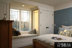 2013卧室飘窗设计