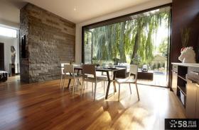 复式楼装修效果图 复式楼餐厅装修设计
