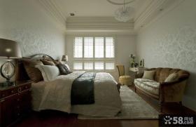 古典欧式风格卧室设计图