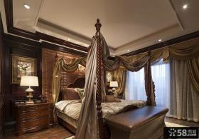 古典欧式卧室布置