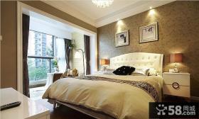 卧室小阳台装修效果图大全2013图片欣赏