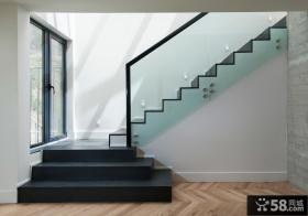 摩登小家居楼梯装修案例