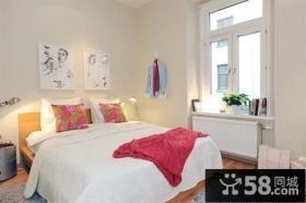 13万打造温馨现代欧式风格卧室装修效果图