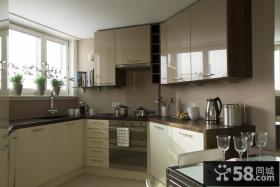 90平米二居室厨房装修效果图