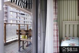 家装卧室阳台欣赏大全