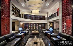 豪华顶级新中式别墅设计
