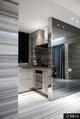 50平米小户型装修 50平米小户型厨房装修图