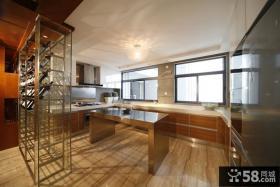 现代大气厨房设计