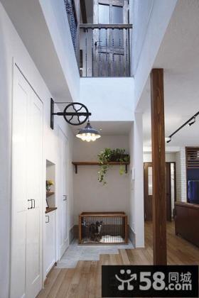 日式复式室内设计图片