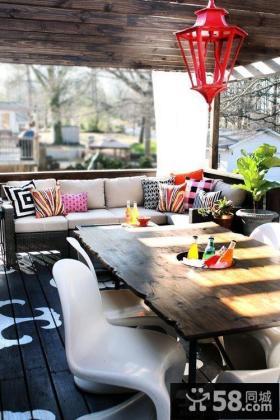 家装设计室内阳台图片欣赏