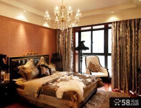 欧式古典家具豪华卧室装修图片欣赏