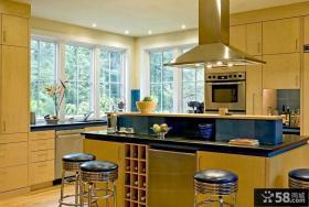 小复式厨房装修效果图欣赏