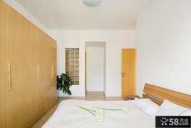 现代简约主卧室衣柜图片