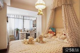 别墅儿童卧室装修效果图大全2013图片