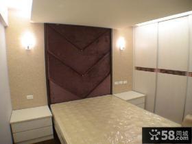 简约现代时尚卧室图片